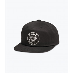 DIAMOND, Dmnd trader snapback, Black