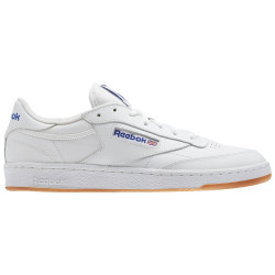 REEBOK, Club c 85, Int-white/royal/gum
