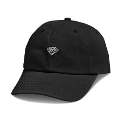 DIAMOND, Micro brilliant sport cap sp18, Black