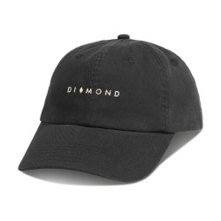 DIAMOND, Marquise sports cap sp18, Black