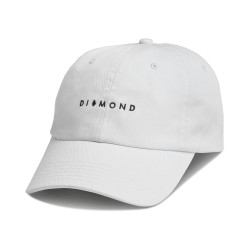 DIAMOND, Marquise sports cap sp18, White