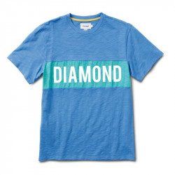 DIAMOND, Elliot tee, Blue