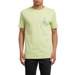 VOLCOM, Digitalpoison bsc ss, Shadow lime