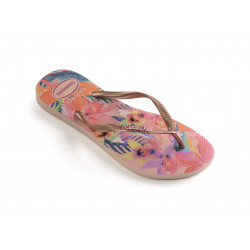 HAVAIANAS, Slim tropical, Ballet rose