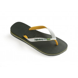 HAVAIANAS, Brasil mix, Olive green