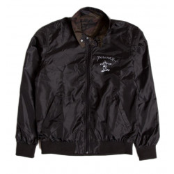 THRASHER, Jacket gonz reversible coach, Black camo