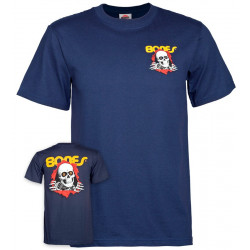 POWELL PERALTA, T-shirt ripper, Navy