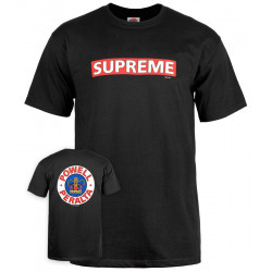POWELL PERALTA, T-shirt supreme, Black