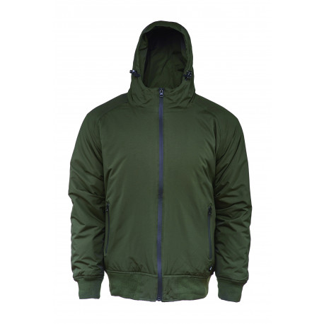 Fort lee jacket - Olive green