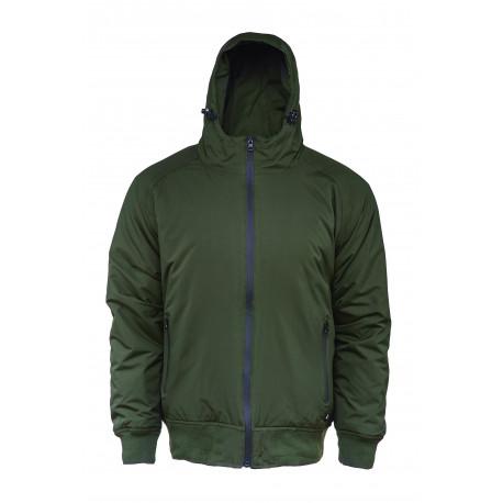 Fort lee jacket - Olive green