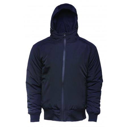Fort lee jacket - Black