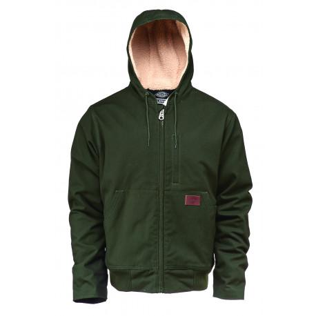 Farnham jacket - Olive green