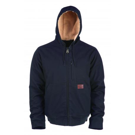 Farnham jacket - Black