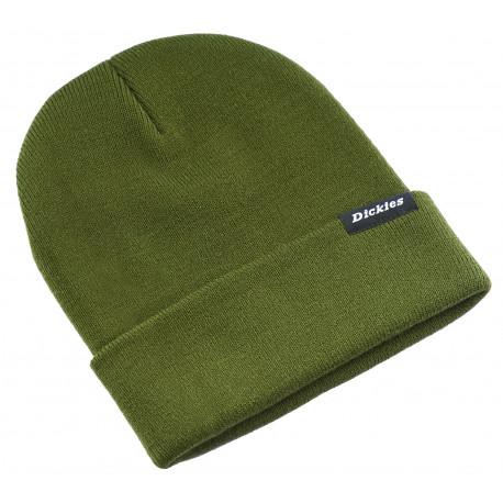 Alaska beanie hat - Olive green