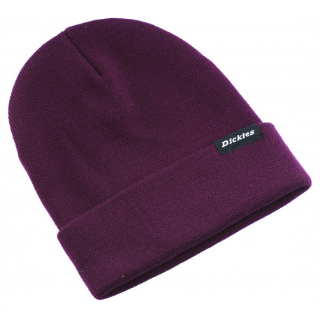 Alaska beanie hat - Maroon