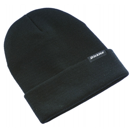 Alaska beanie hat - Black