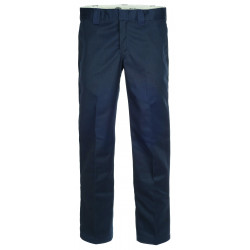 DICKIES, S/stght work pant, Dark navy