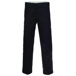 DICKIES, S/stght work pant, Black