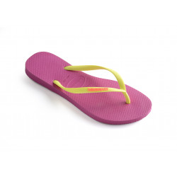 HAVAIANAS, Slim logo, Hollywood rose